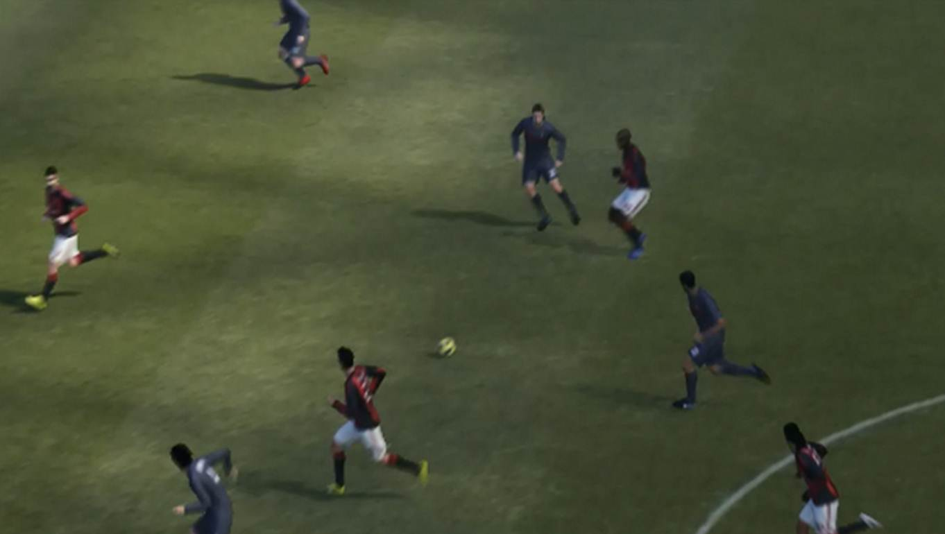 pes passing moves