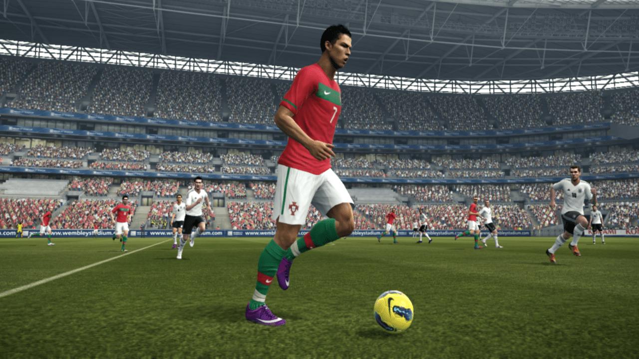 PES 2012 Ronaldo
