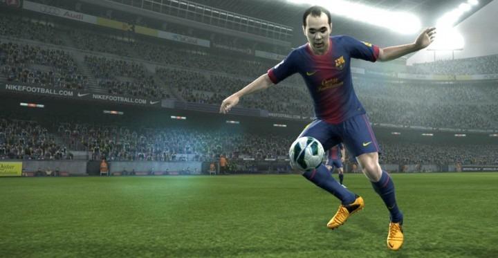 Iniesta Ball Control