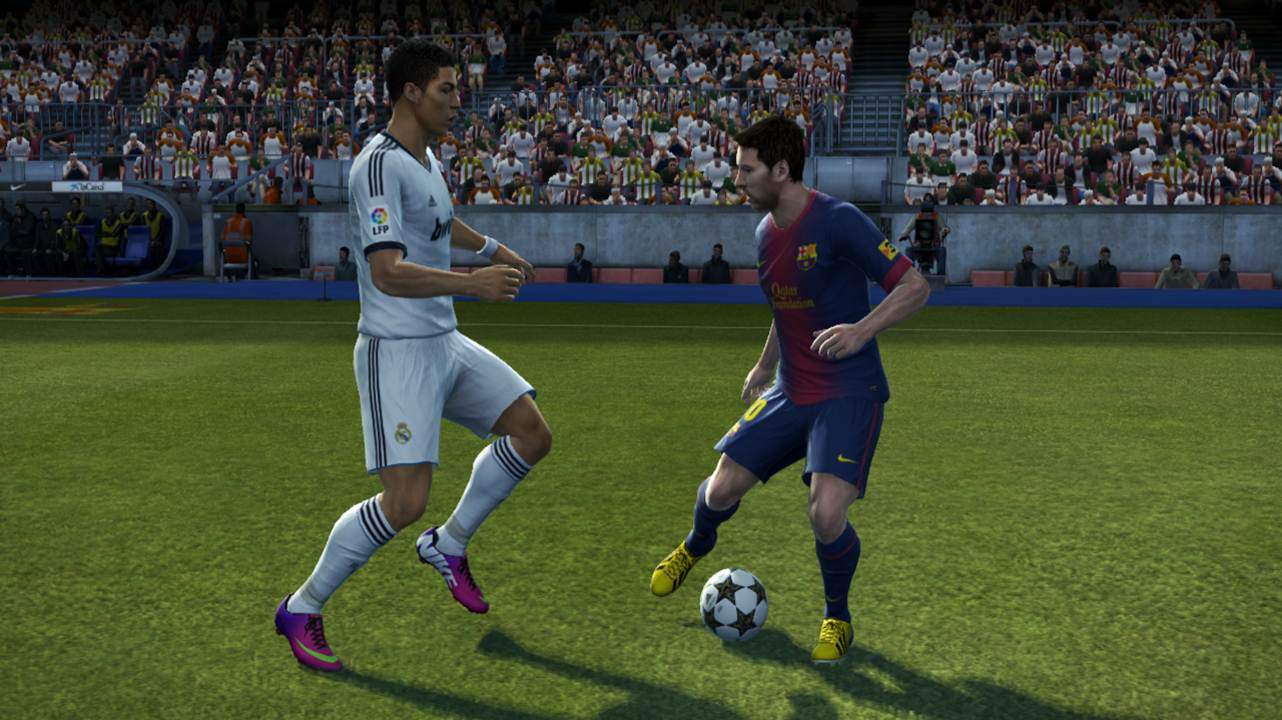 pes 2013 player abilities tutorial