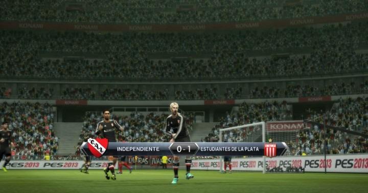 PES argentine league