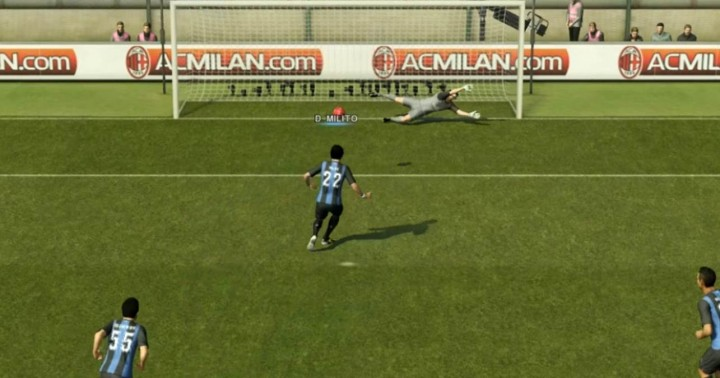pes 2013 penalty tutorial