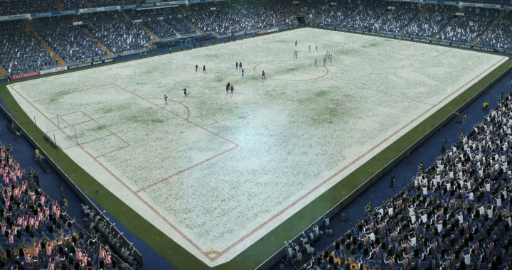 PES 2013 Snow Patch