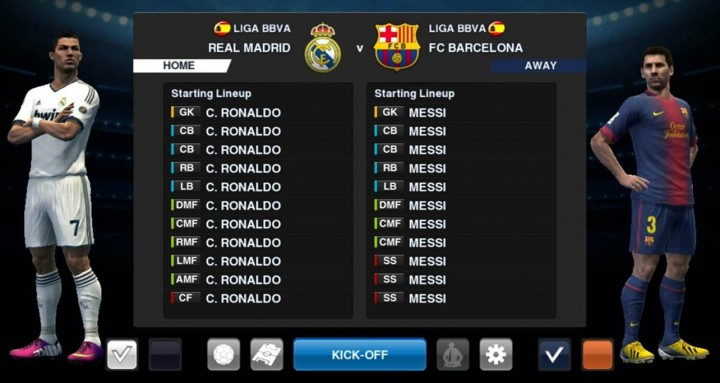 11 Ronaldos vs 11 Messis | PES Mastery - Pro Evolution Soccer Tutorials