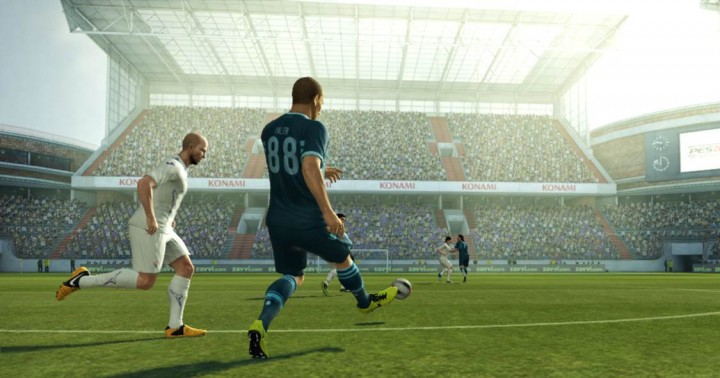 pes launch counter attack