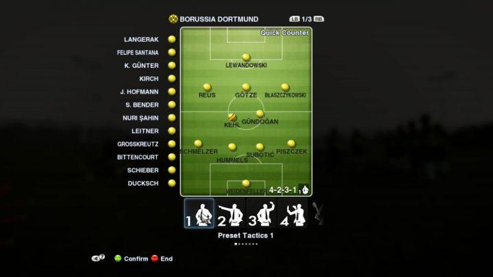 pes 2013 game plan