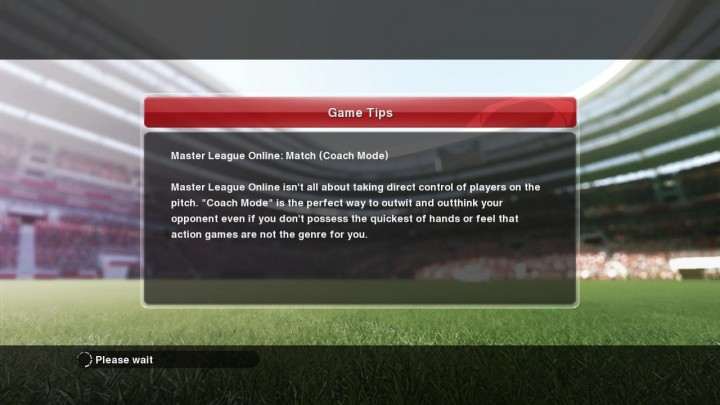master league online - match coach mode