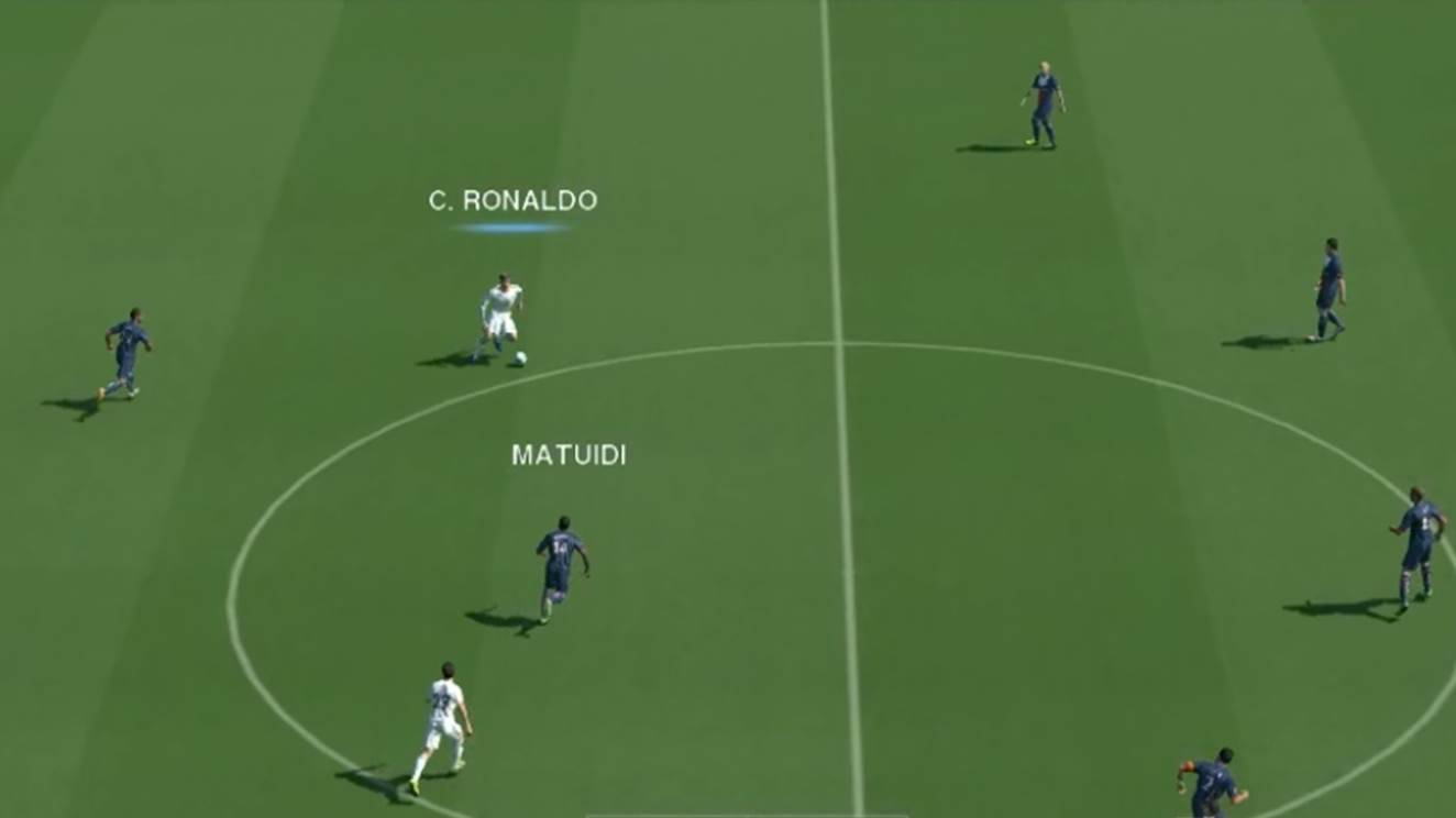 pes 2014 switch flank
