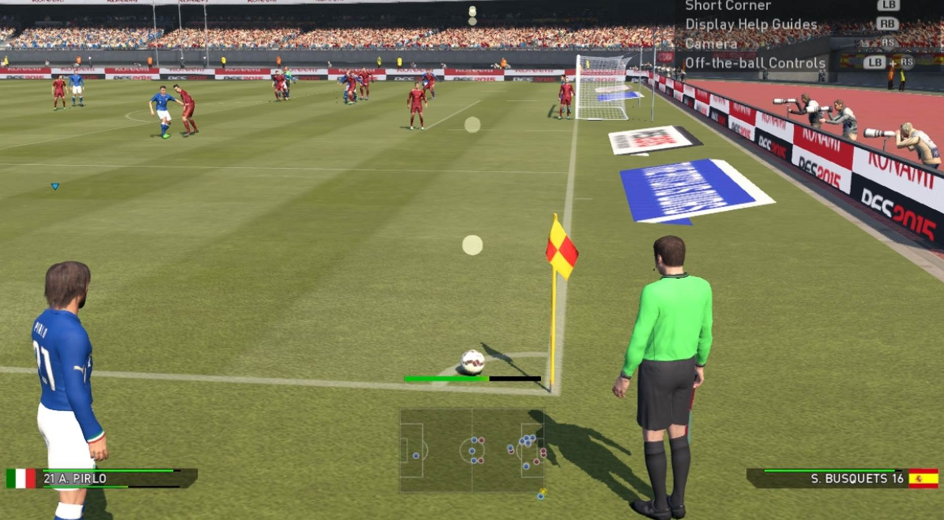 PES Corner Kick Tutorial | PES Mastery - Pro Evolution