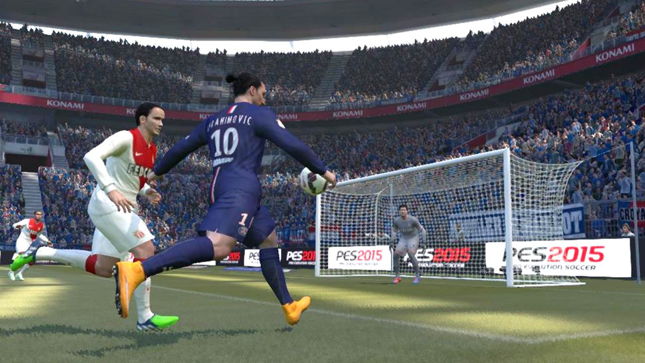 pes shooting tutorial