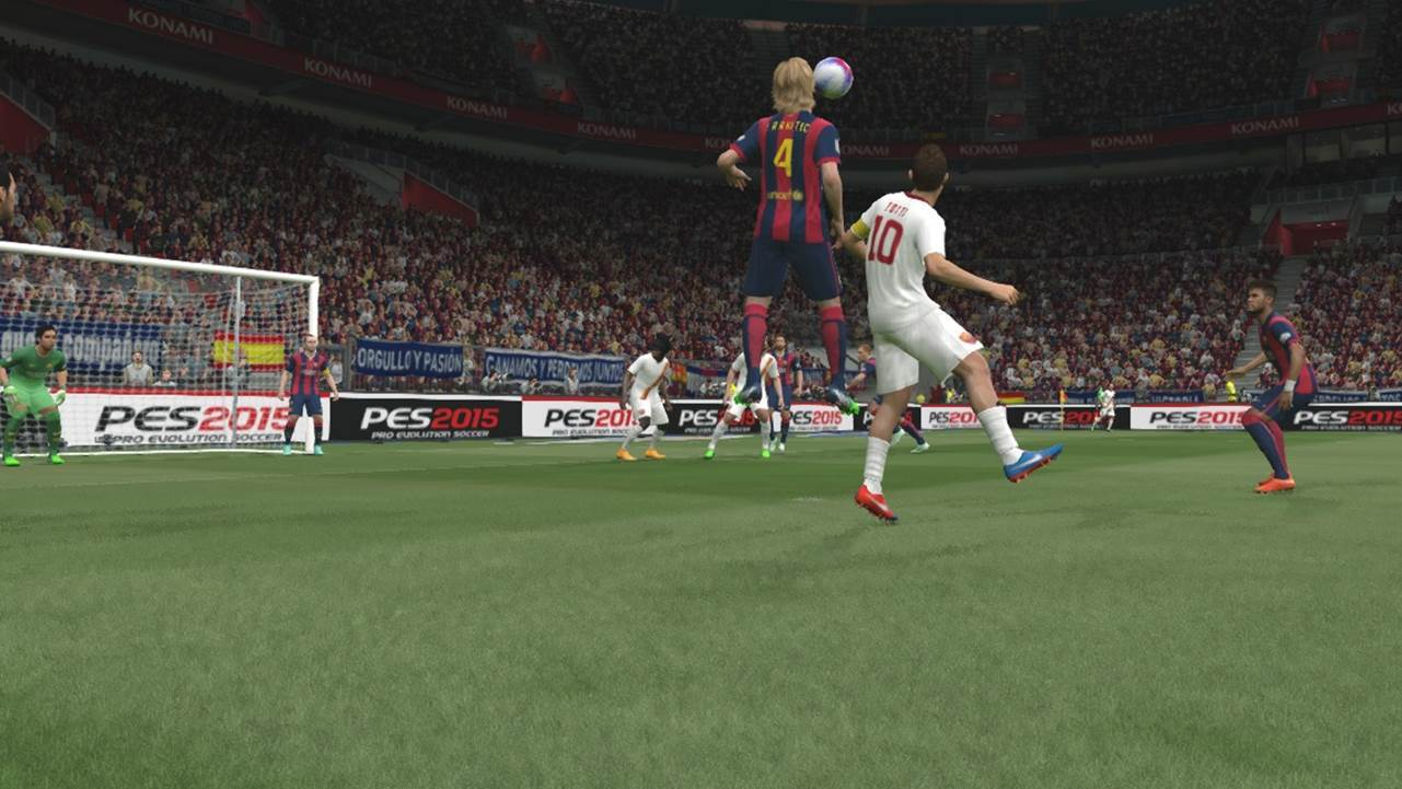 pes defend corner kick