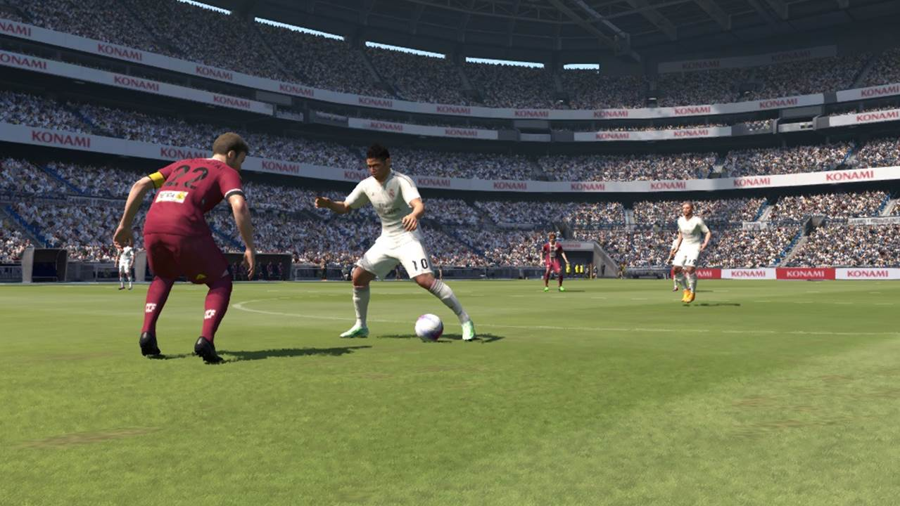 PES Dribbling Tutorial | PES Mastery - Pro Evolution Soccer