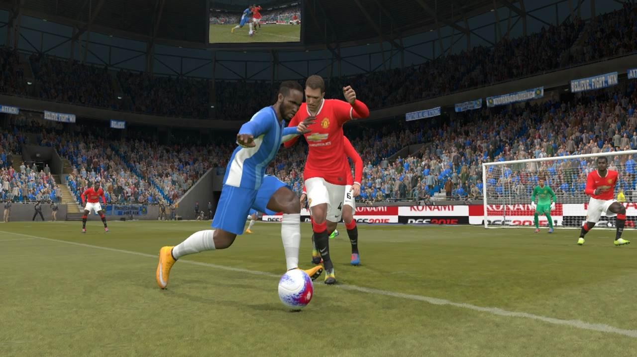 PES Dribbling Tutorial | PES Mastery - Pro Evolution Soccer Tutorials