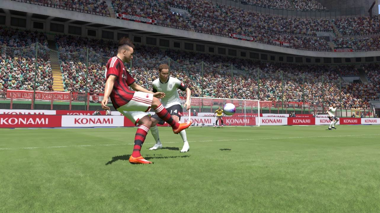 pes finess shot